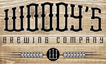 Woody's Brewing Co. 768-1034 Logo